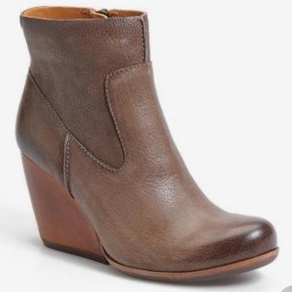 f0e95e032284 Kork-Ease Shoes - Kork-Ease Patrina Michelle Leather Booties